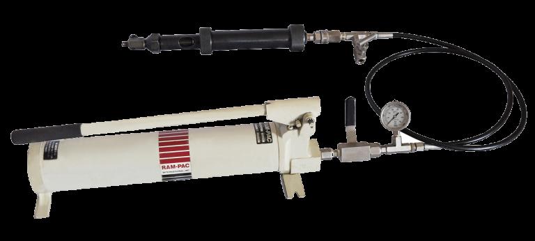 high pressure hydraulic pump trans